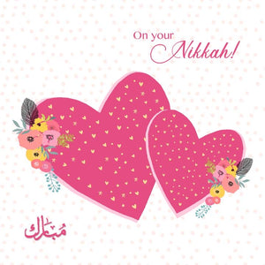 On Your Nikkah Card