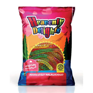 Jelly Worms Sweets - jubbas.com
