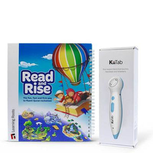 KIITAB WITH READ & RISE BOOK - jubbas.com