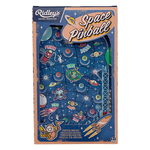 Space Pinball Game - jubbas.com