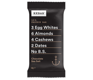 RXBAR CHOCOLATE & SEA SALT PROTEIN BAR - jubbas.com