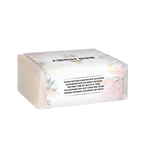 Sidr Honey Soap | Pure & Raw - jubbas.com