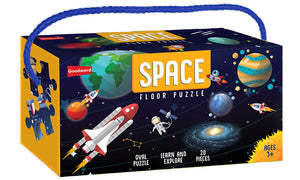 Space Floor Puzzle - jubbas.com