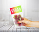 Vegan Strawberry Gummies Pouch - jubbas.com