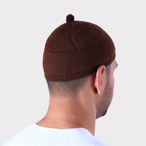 Woolly Style Topi Prayer Hat