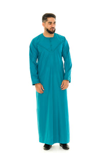 Thermal Green Kids Omani - jubbas.com
