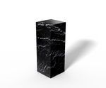 Nero Marquina marmer - zuil