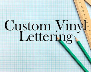 Customize Vinyl