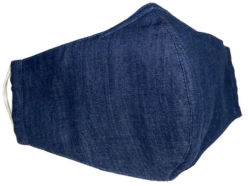 Jeans Blue Face Mask