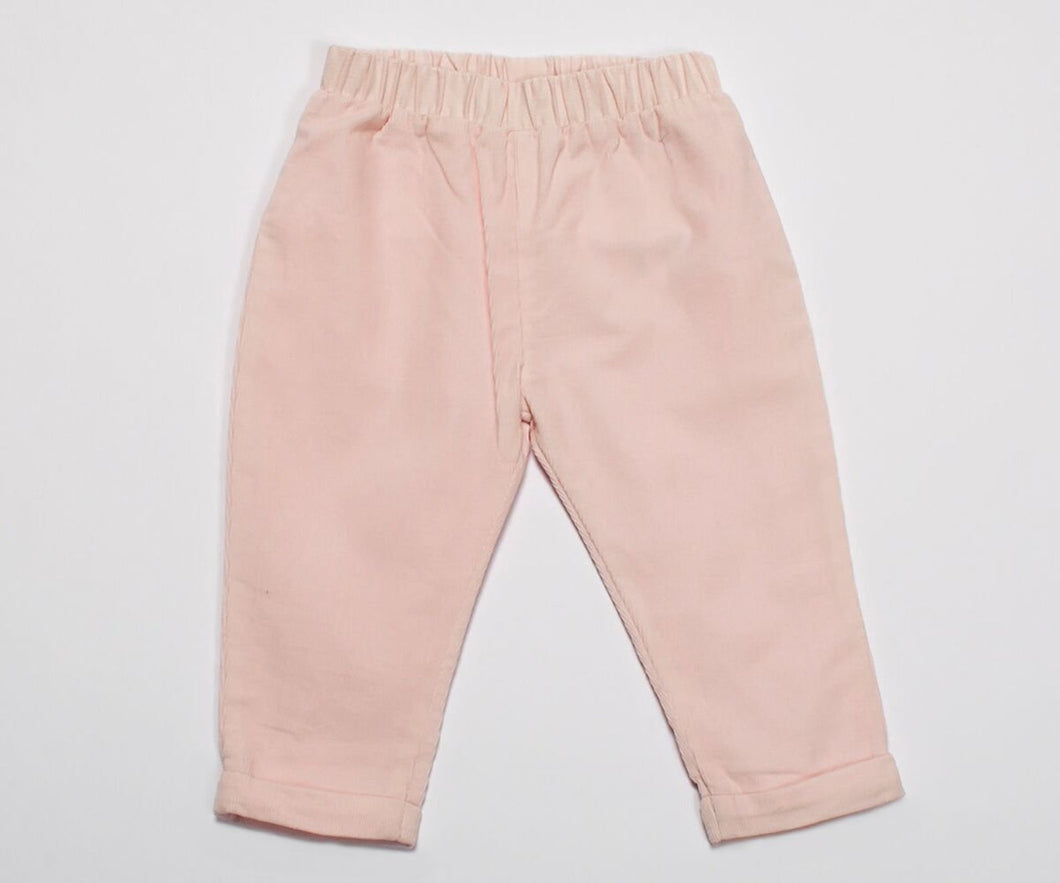 Pants corduroy Pants Boys pants Girls pants Elastic Waist Baby Pants Toddler Pants