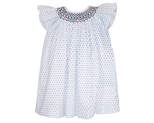 Bishop Floral Smocked Sundress