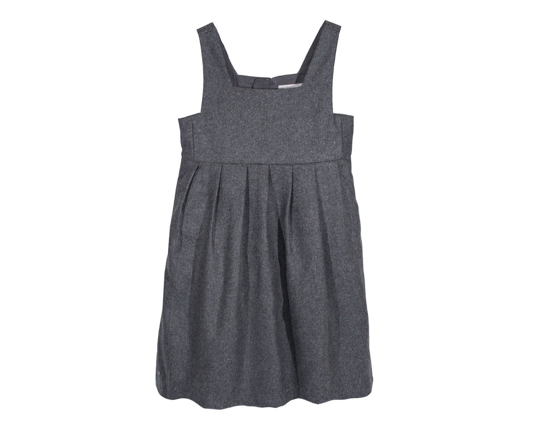 Wool Sleeveless Jumper