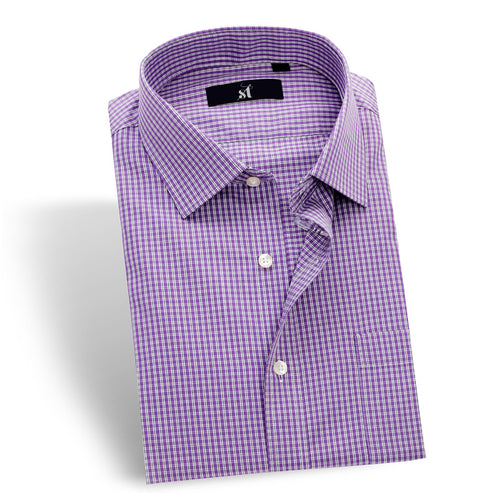 Lavender. Like a Flower. But a Shirt. Simple.