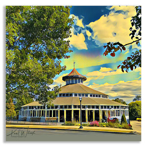 Crescent Park Charles I.D. Looff Carousel