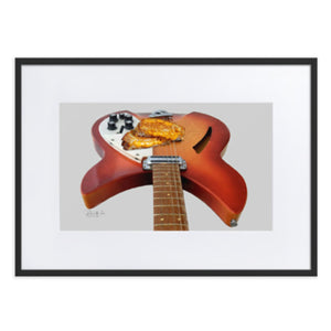What's For Lunch? - Framed Wall Art