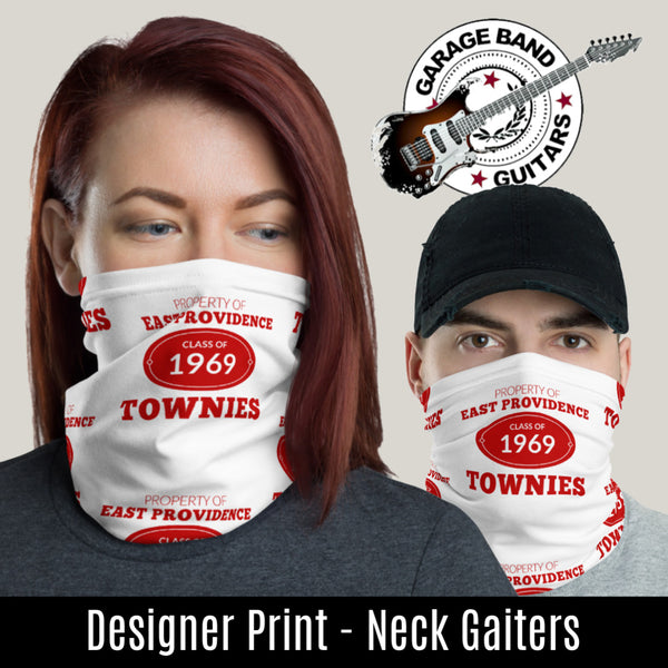 Townie Pride Neck Gaiter Face Protection