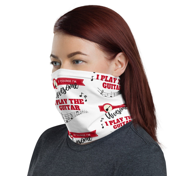 Of Course I'm Awesome - Neck Gaiter Face Protection