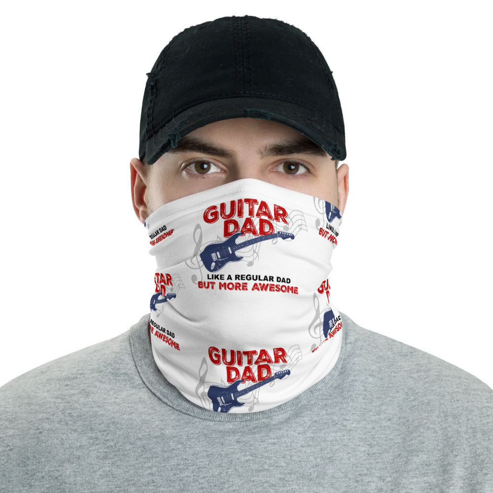 Awesome Guitar Dad - Neck Gaiter