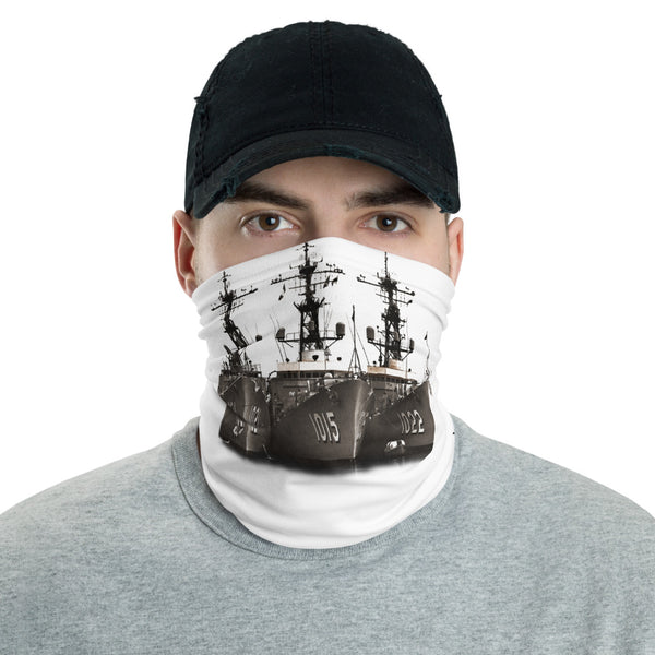 USS Hammerberg DE-1015 Neck Gaiter Face Protection