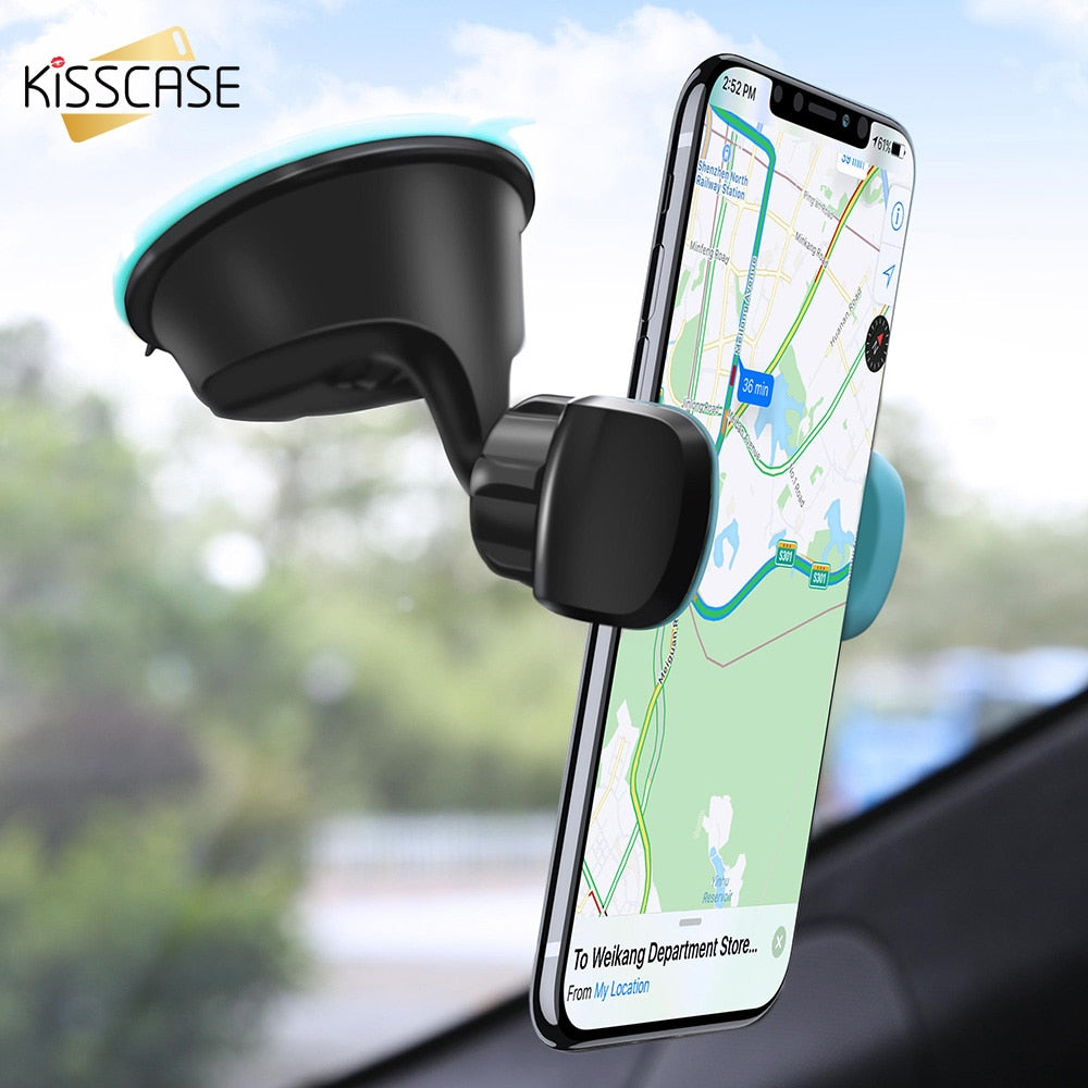 sports shoes bfec0 b7501 KISSCASE Car Phone Holder For iPhone X 6 7 Phone Car Holder Air Vent Car  Mount Holders For Phone in Car Stand For Samsung Huawei