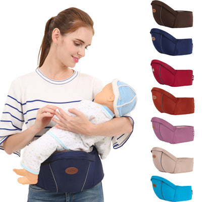 173659e8526 Multifunction Baby Carrier Newborn Waist Stool Kangaroo Infant Suspenders  Hipseat Baby Sling Hold Mom Dad Backpack ...