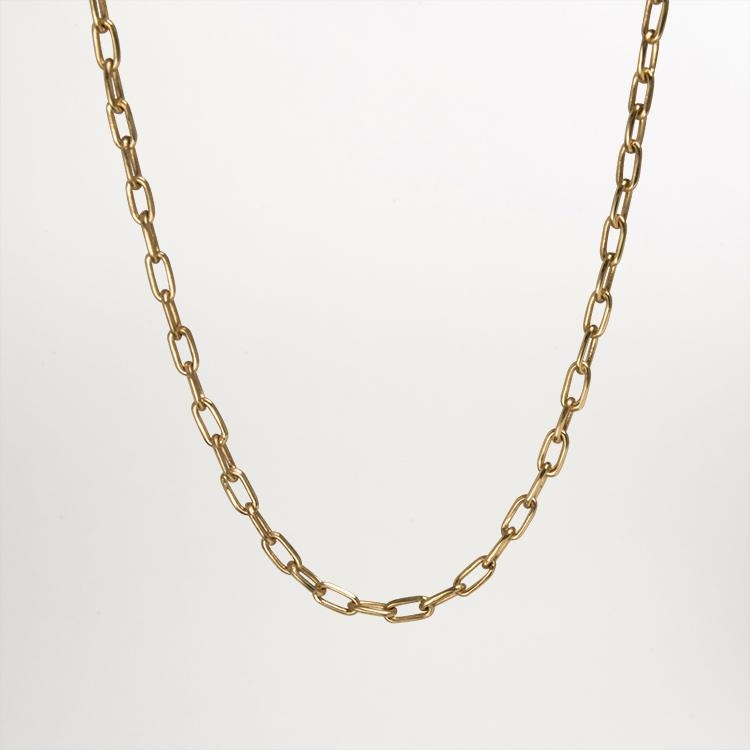 Charmed Chain Necklace S Cornelia Webb Necklace Charmed FW19 gender-blurred Gold Plated Brass Necklace