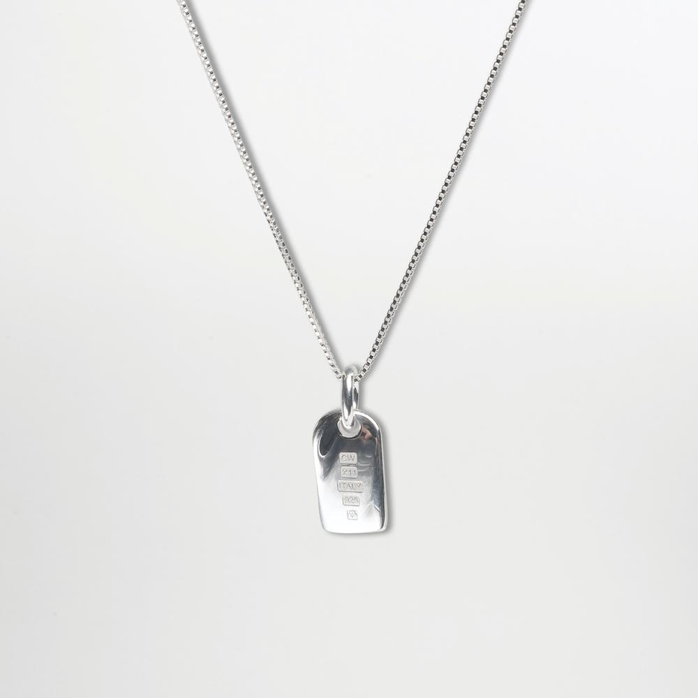 Folded Necklace S Cornelia Webb Necklace One Size Folded Necklace SS20 Sterling Silver