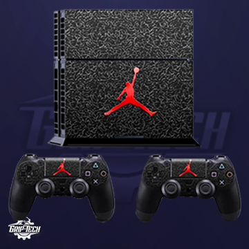 Limited Edition Michael Jordan Custom PS4