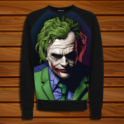 Joker 01 Digital Printed Sweatshirt