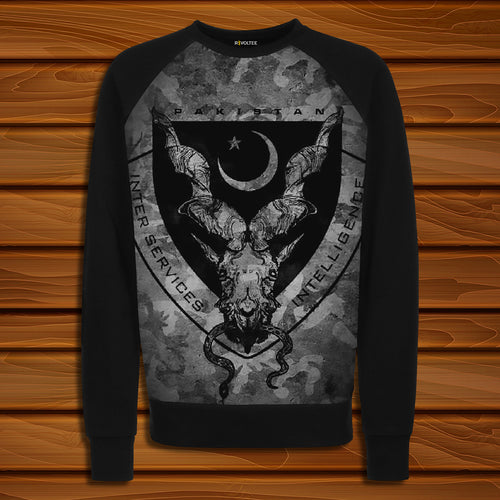 ISI 01 Digital Printed Sweatshirt