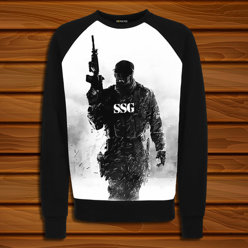 SSG Commando 04 Digital Printed Sweatshirt