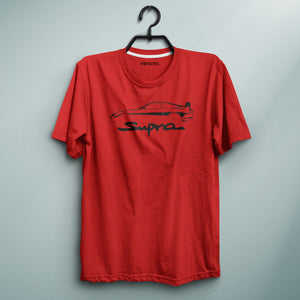 Supra Red Tee