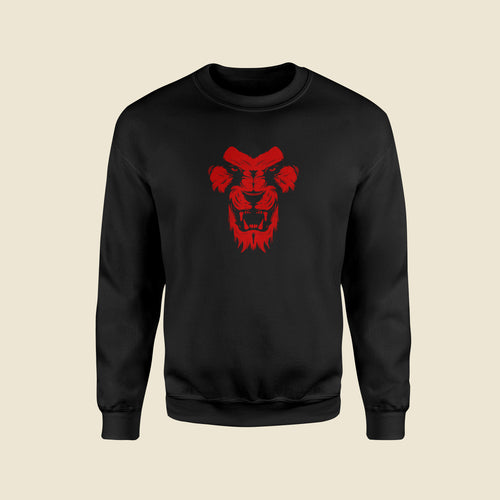 Anger Issues Black Sweatshirt