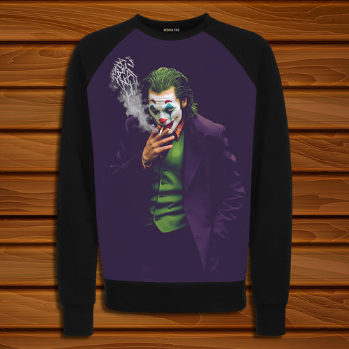 Joker 04 Digital Printed Sweatshirt