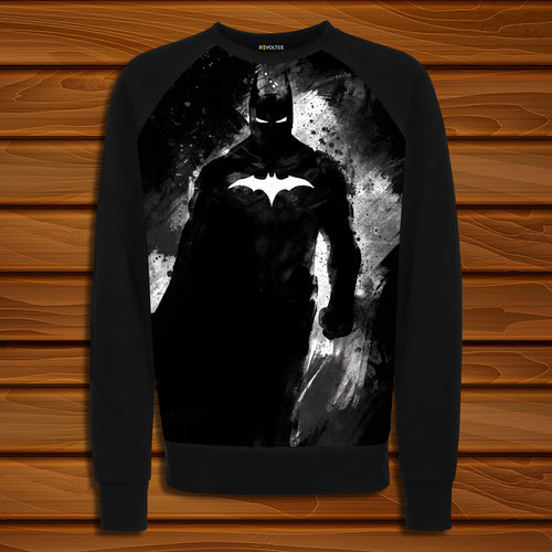 Bat-M 03 Digital Printed Sweatshirt