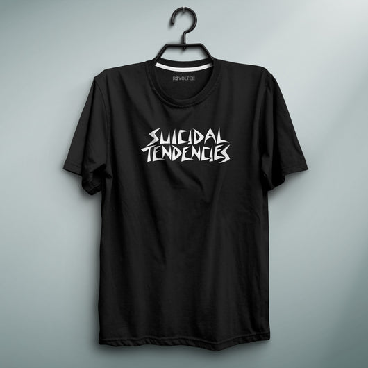 Suicidal Tendencies Black Tee