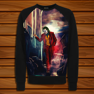 Joker 07 Digital Printed Sweatshirt