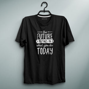 Future Today Black Tee