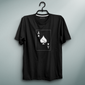 Ace Of Spades Black Tee