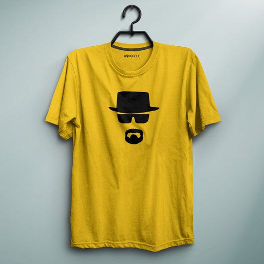 Heisenberg Yellow Tee