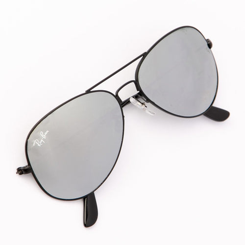 Backstreet Silver Sunglasses With Protective Case
