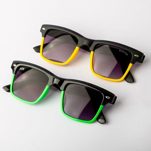 POLO HIGH SUNGLASSES WITH PROTECTIVE CASE