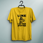 Luke Sky Spotter Yellow Tee