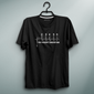 Speed Enthusiast Black Tee