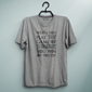 You Win Or You Die Gray Tee