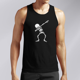 Dead Dab Black Tank Top