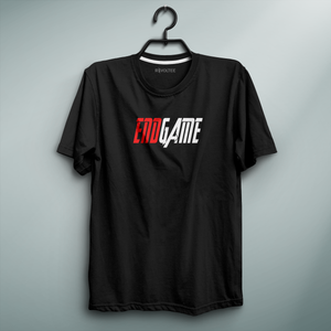 Endgame Black Tee
