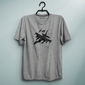 F16 Locked & Loaded Gray Tee