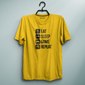 Gamer's Routine Yellow Tee
