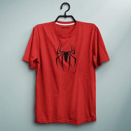 Spider M Red Tee